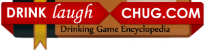 DrinkLaughChug logo